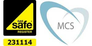 GAS Safe and MCS Certification