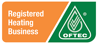 OFTEC Registered Heating Business Logo