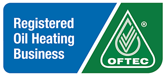 OFTEC Registered Oil Heating Business Logo