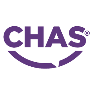 CHAS accredited company in Cornwall