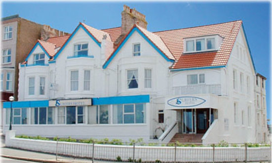 Surfer's Hotel in Newquay, Cornwall, where we installed two 80kW Worcester Bosch 162 Boilers